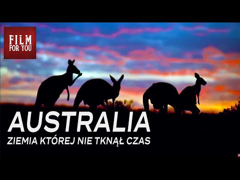 AUSTRALIA | Film dokumentalny | Lektor PL | Full HD | Cały Film przyrodniczy | Zwierzęta Australii