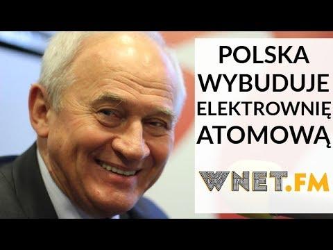 Minister Tchórzewski: Na pewno wybudujemy elektrownię atomową