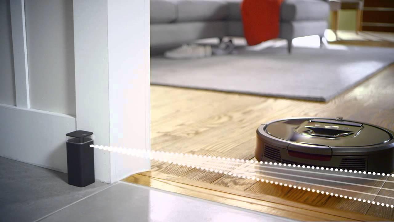 How To Customize iRobot Roomba 980 Robot Vacuum