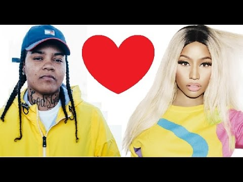Nicki Minaj CRUSHING on Young M.A ? 😍