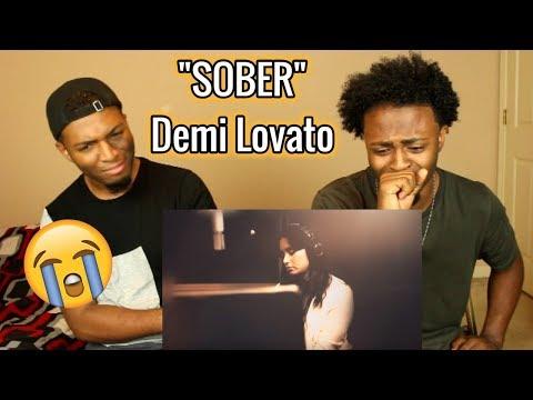 Demi Lovato - Sober (REACTION)