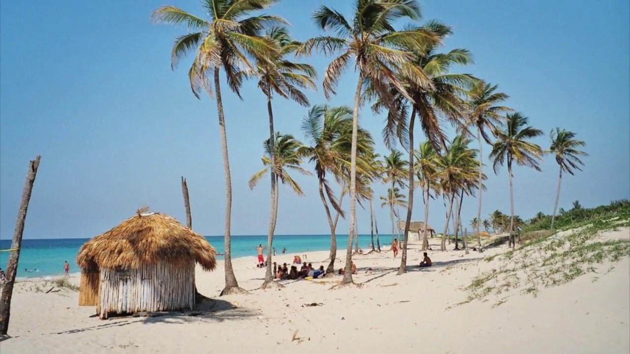 Santa María Del Mar Beach Havana Cuba