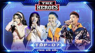 THE HEROES Tập 7 Full HD