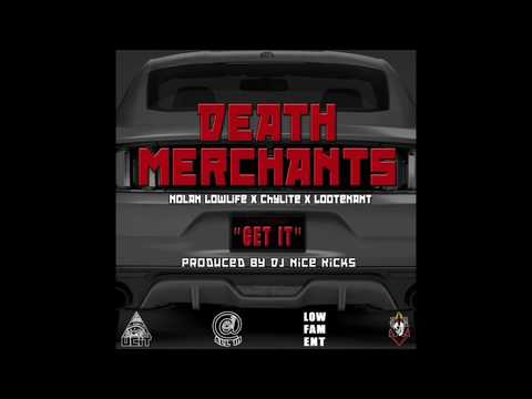 "☠️☠️☠️ Death Merchants ""Get It"" Prod by DJ Nice Kicks ☠️☠️☠️"