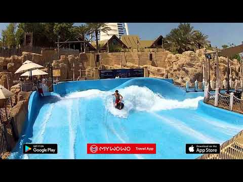 Parcs Aquatiques – Wild Wadi Waterpark, Legoland Water Park – Dubai – Audioguide – MyWoWo Travel App