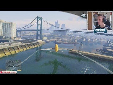 JUMBO JET EPICNESS! - Grand Theft Auto 5