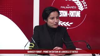 Palmarès des Fournisseurs 2021 - Harvest-Fidroit