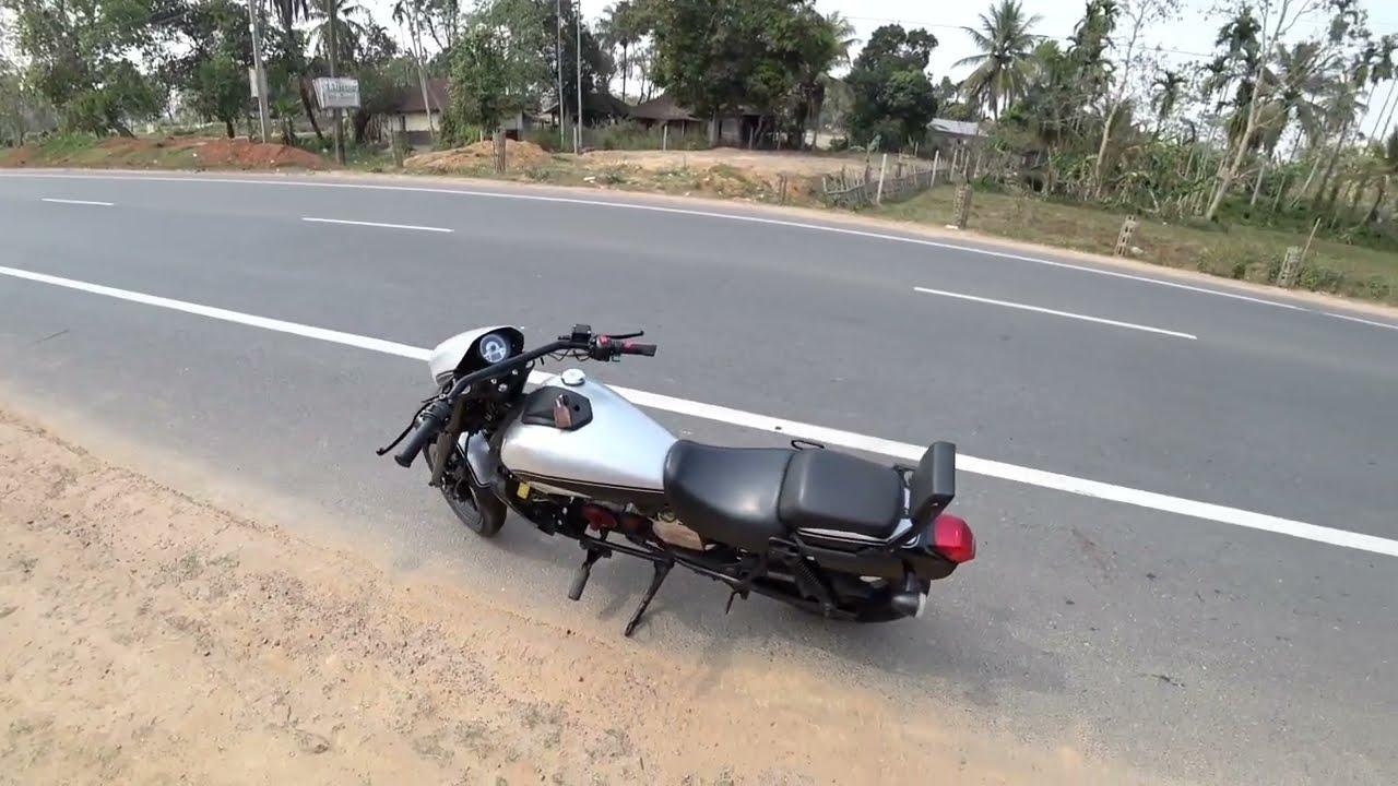DIY Electric Bike 100km/h