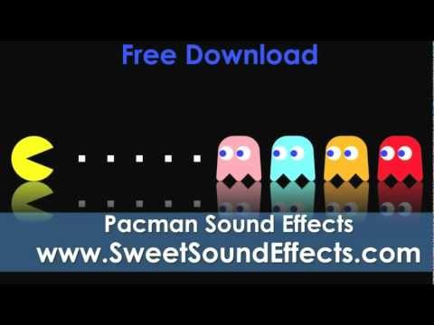 Pacman Game Sound Effects