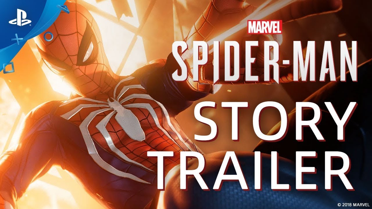 Marvel's Spider-Man – SDCC 2018 Story Trailer | PS4