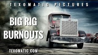 Big Rig Burnouts | Guilty By Association | Chrome Shop Mafia 2015 Joplin, MO