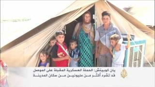 كوبيتش: الأزمة الإنسانية في العراق بين الأسوأ عالميا