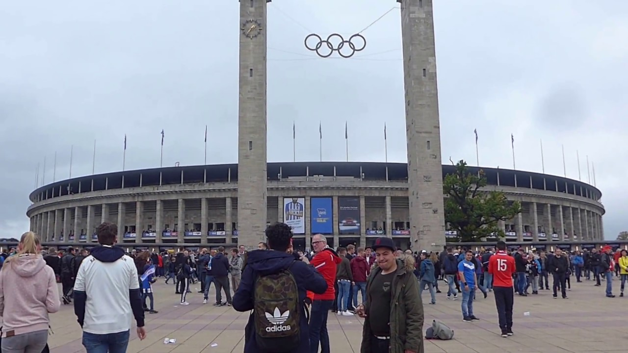 Hertha Bsc Bayern München 2021