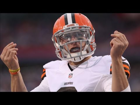 Every Career Johnny Manziel NFL Touchdown