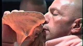 Мукунда Госвами в храме Нью Навадвипа в С Петербурге 10 04 95г  Утренняя программа 13 10 96г  Лекция