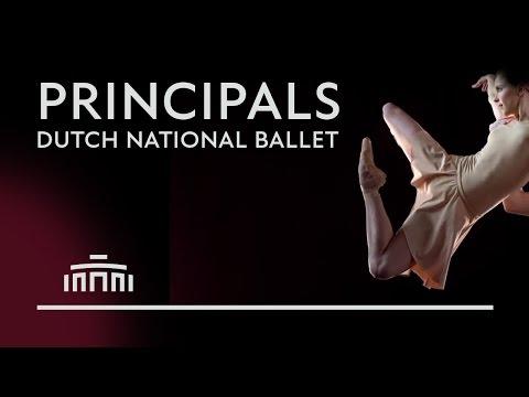 De solisten van Het Nationale Ballet - The principals of Dutch National Ballet