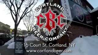 Live music every Friday night at Cortland Beer Company!