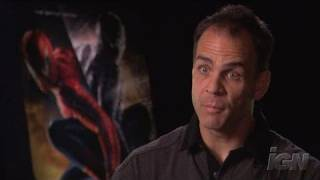 Spider-Man 3 PlayStation 3 Trailer - Behind the Scenes