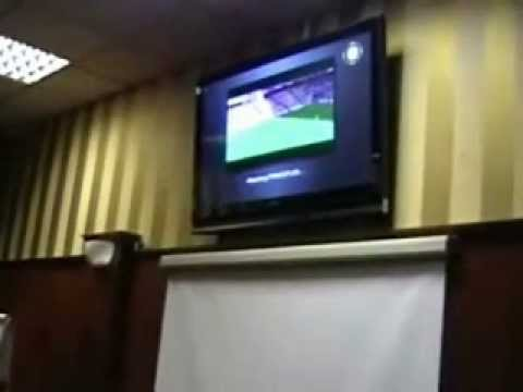 Dr Eugene Young - Player Decision Making in Gaelic Football