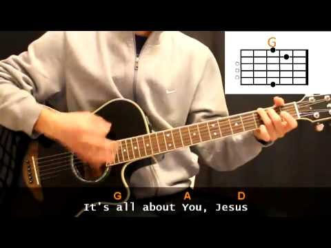 Matt Redman - Heart Of Worship Cover With Guitar Chords Lesson - YouTube