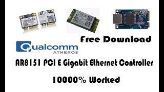 drivers atheros ar8151 pci-e gigabit ethernet controller
