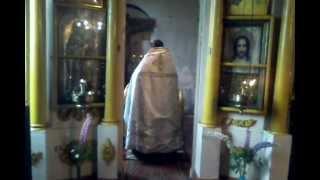 Похороны м. Агафьи .3gp