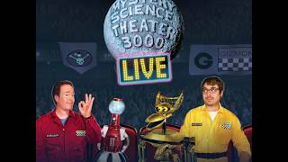 Mystery Science Theater 3000 Live Returns To The Shubert