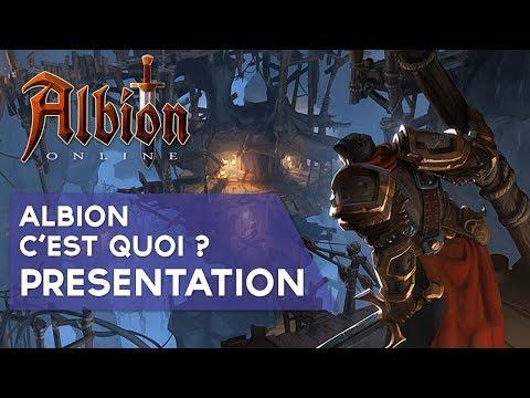 Albion Online FR Présentation : Qu'est ce qu'Albion Online ?