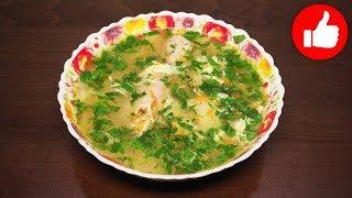 Суп куриный с яйцом в мультиварке. Вкусно, Быстро и Просто