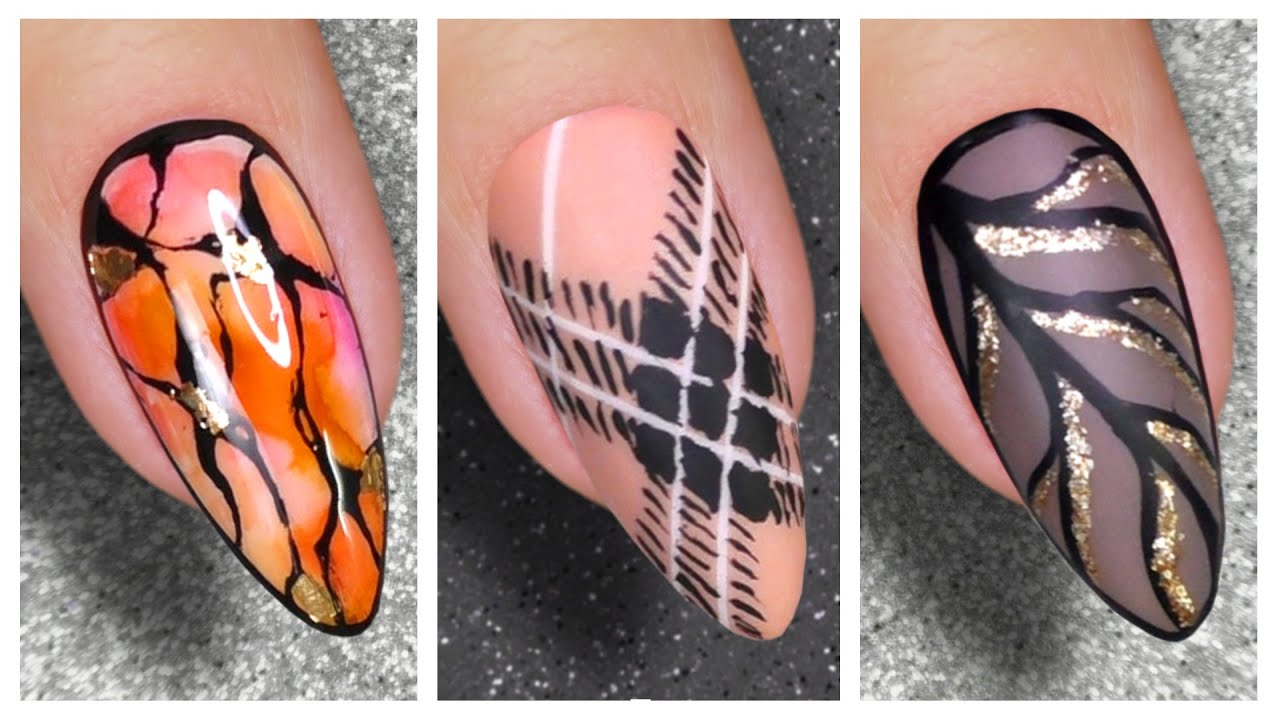 Nail Art Designs 2020 🍂 New 20 Nails Ideas