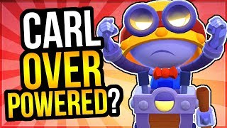 CARL'S BEST MODES! Dominate With Carl Day 1! Brawler Analysis