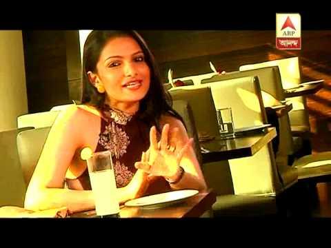 IPL cricket cuisine with Bengali actress Tanusree