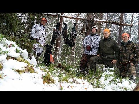Metsästystä: Our Year Of Hunting 2014