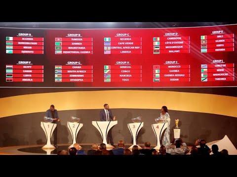 قرعة تصفيات أفريقيا لكأس العالم 2022: مجموعات سهلة للجزائر والمغرب وتونس ومصر  - 16:00-2020 / 1 / 22