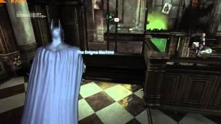 Batman Arkham City: