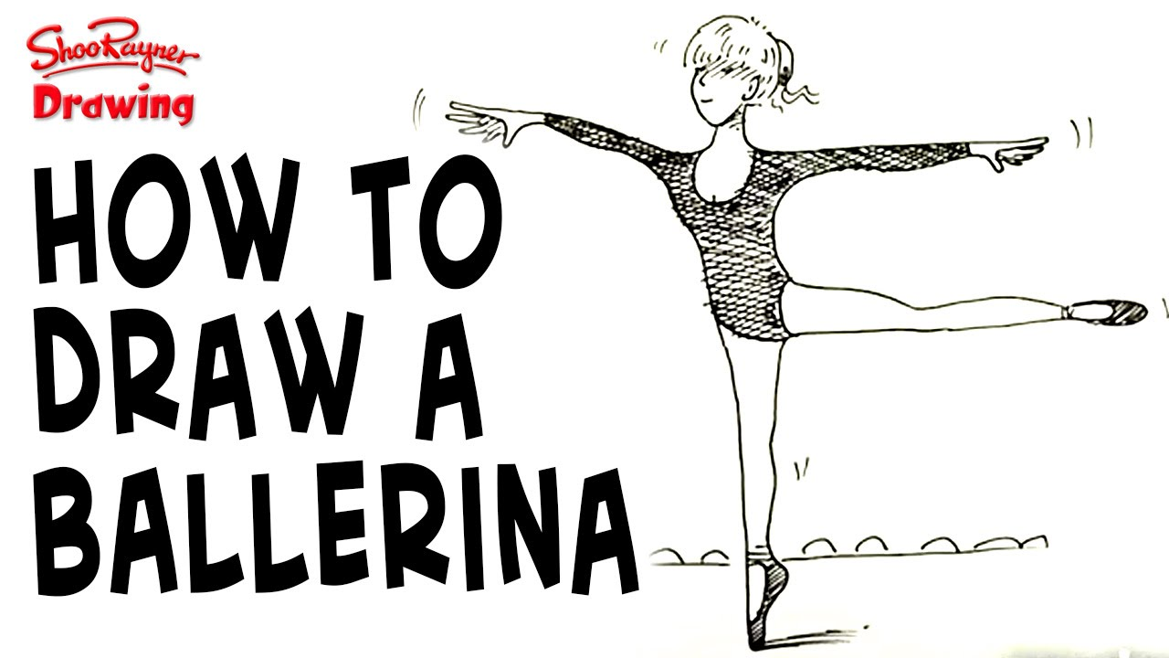 Disegno Ballerini: How To Draw A Ballerina