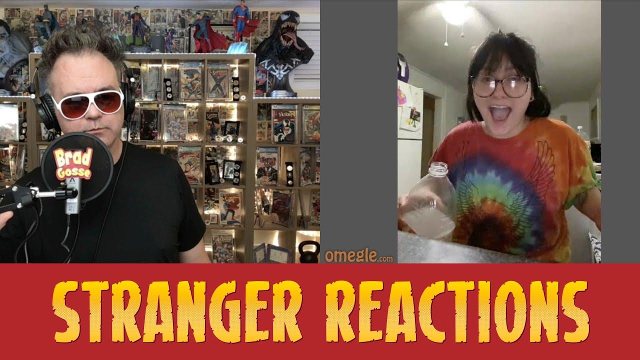 [Humour] Strangers React To Dark Humour