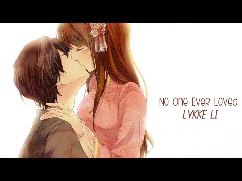Lykke Li No One Ever Loved TRADUÇÃO (TFIOS) A Culpa é das Estrelas (Lyrics Video)HD