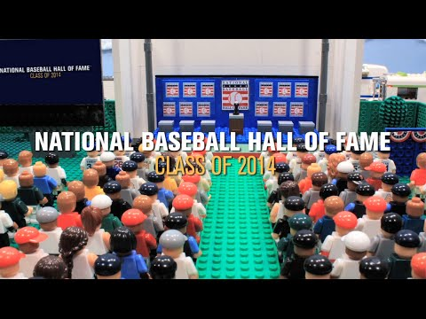 OYO Legends Presents: National Baseball Hall of Fame Class of 2014