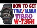 Casio G-Shock GR-B100-1A Gravitymaster manual 5536 to set ...