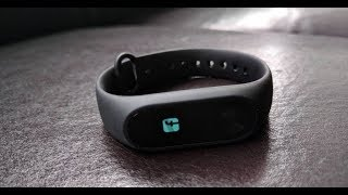 Meet The Mew Mi band 3. Launched in India