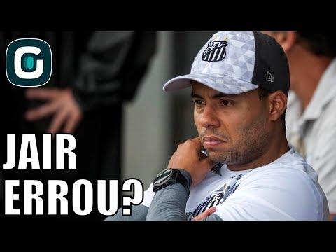 Jair Errou Ao Tirar Rodrygo E Sasha?- Gazeta Esportiva (28/03/18)