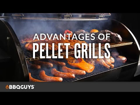 Pellet Grill Benefits | Pellet Grill Buying Guide BBQGuys