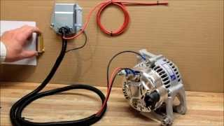 How To Install External Voltage Regulator Kit For Dodge Chrysler Jeep Kit Bypass Youtube
