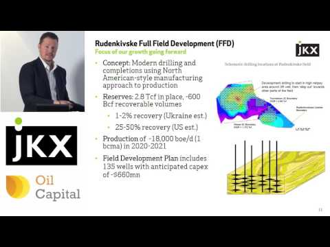 JKX Oil & Gas CEO Tom Reed presents at the Oil Capital Conference - May 2017