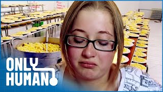 Extreme Reaction to Fruit and Veg   Freaky Eaters   Only Human