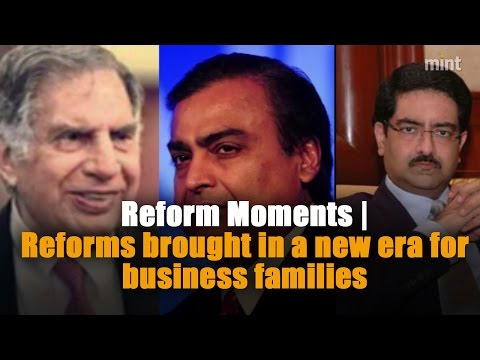 Reform Moments | Reforms brought in a new era for business families