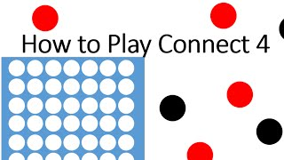 How to Play Connect 4