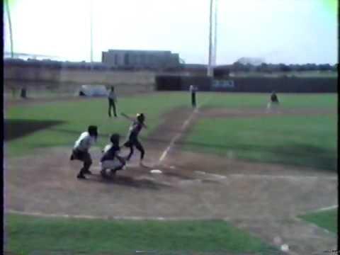 1987 Texas Junior League Final Game 2 -SA NW 11 Beaumont 7