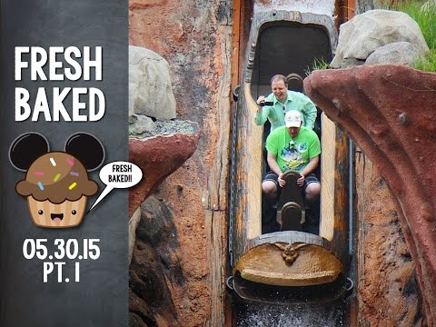 Ever really listened to the song lyrics for Splash Mountain? | 05-30-15 Pt. 1